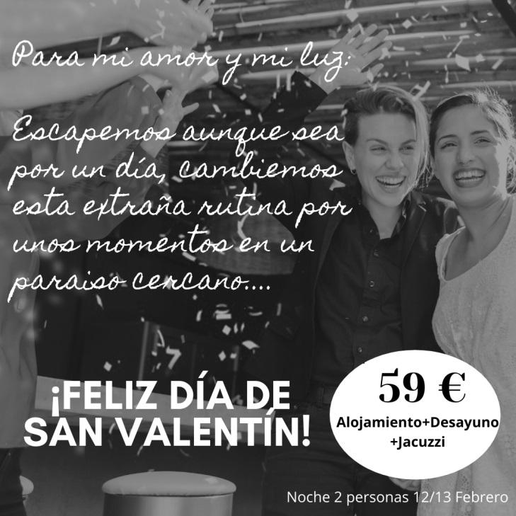 Promo San Valentín