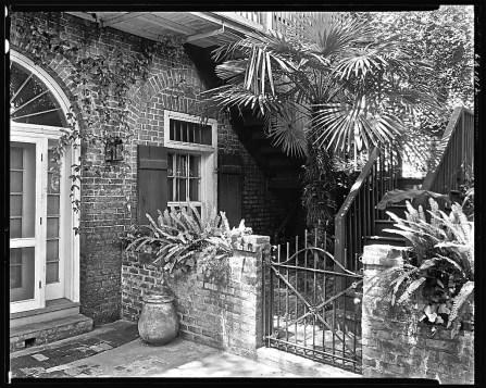 Tricou residence, 711 Bourbon Street.