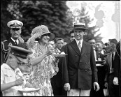 """The online National First Ladies Library describes Grace Coolidge as """"bright, intelligent, witty, with a strong sense of humor."""" Her Wikipedia entry says she was the most popular woman in Washington."""
