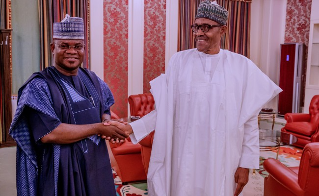 Buhari Gov Bello