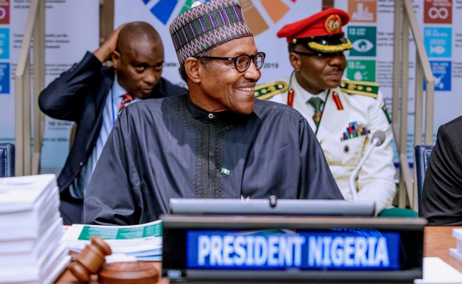 SDG 2 650x400 - Buhari congratulates former Gov. Bukar Abba Ibrahim at 70