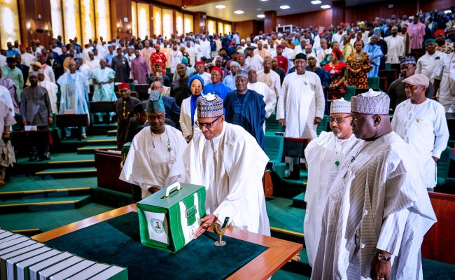 President Buhari's 2020 Budget Speech