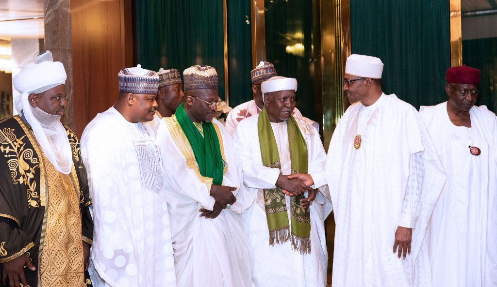 We Won't Allow Religion To Divide Nigerians, Says Buhari
