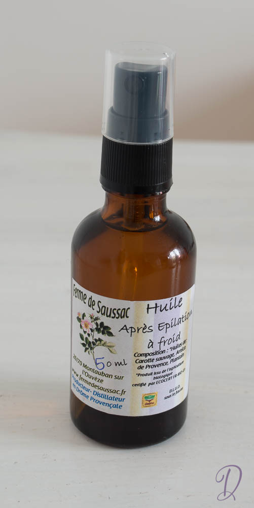 encompagniedediarithom_huilepostépilation