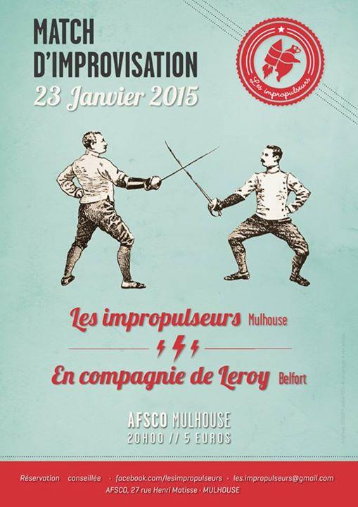Match Impropulseurs Jan 2015