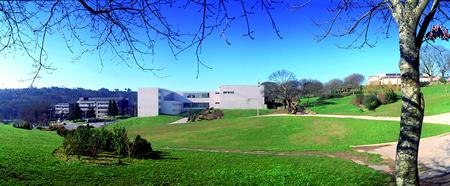 O convenio entre Deputación e Universidade de Santiago de Compostela permite ós estudantes que escollan Lugo como cidade universitaria acceder a descontos do 50% na matrícula en sete graos. Arquivo EC.
