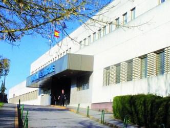 Os comités de tumores comezarán a funcionar no Hospital de Monforte no mes de maio. Arquivo EC.