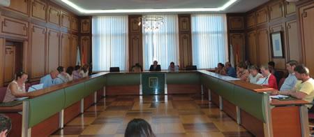 O Pleno de xullo da Corporación Local de Monforte aprobou catro mocións e rexeitou unha. GPCM.