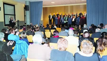 As actividades culturais tamén forman parte do Programa Conciénciate, favorecendo a convivencia e o coñecemento da nosa riqueza cultural e artística. Arquivo EC.