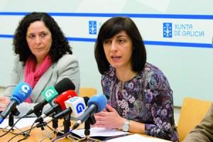 A conselleira de Medio Rural, Ángeles Vázquez, explicou os detalles da nova orde de axudas da PAC en rolda de prensa o pasado 1 de febreiro. GPCMR.