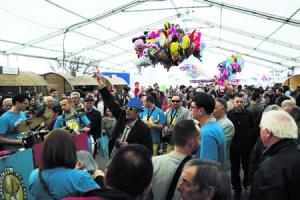 A Feira do Viño de Chantada abre as festividades enolóxicas do sur de Lugo. (Arquivo EC).