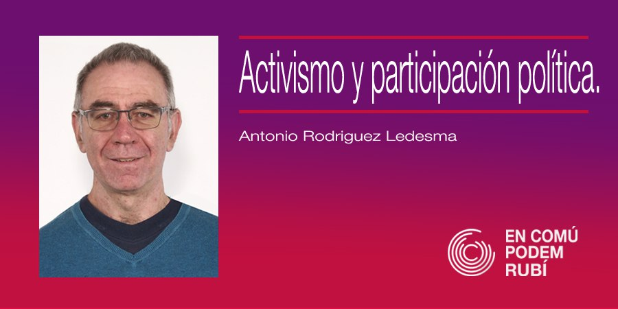 Activismo y participación política