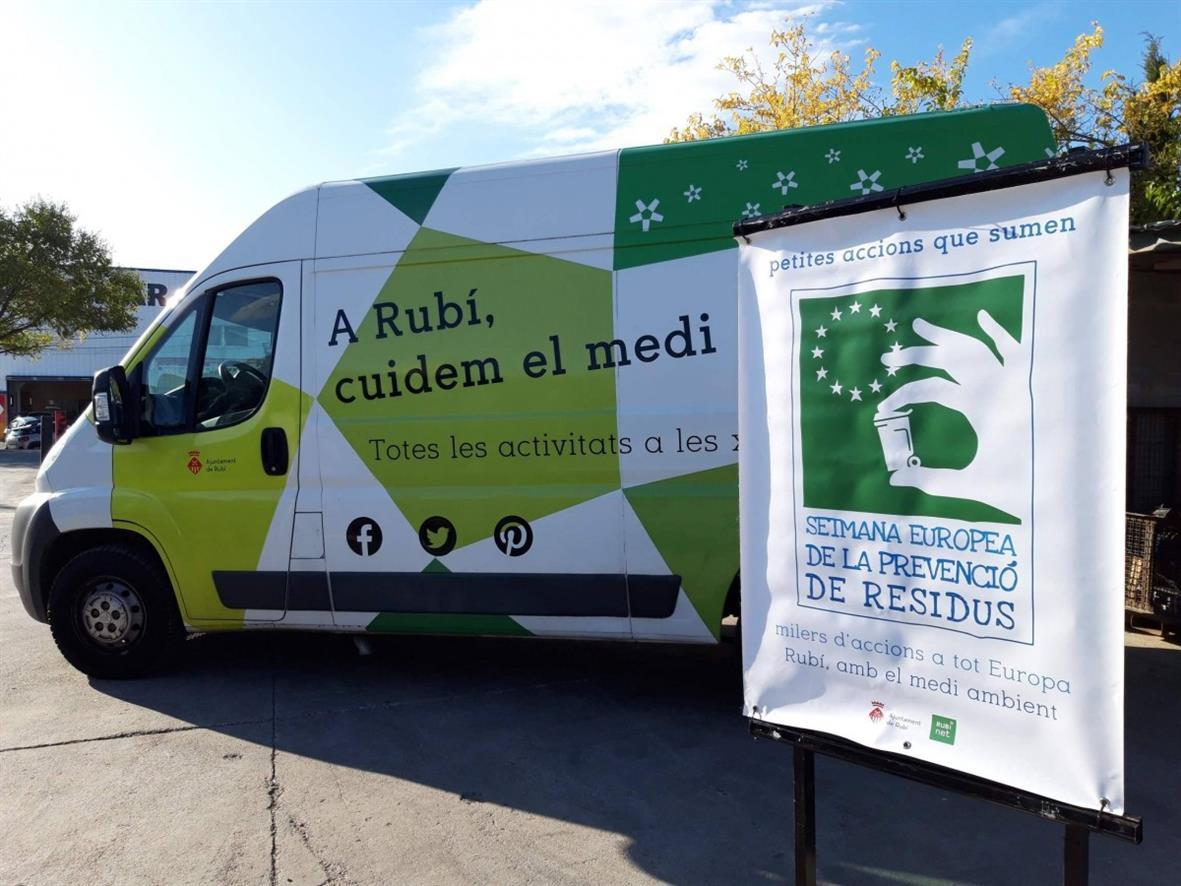 La Setmana Europea de la Prevenció de Residus se centrarà en els residus invisibles