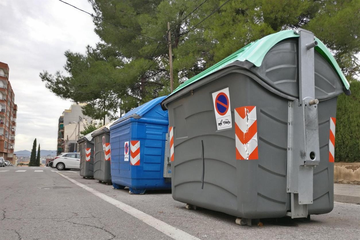 L'Ajuntament i Ecovidrio reactiven la campanya per promoure el reciclatge de vidre als comerços de restauració de la ciutat