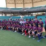 Arranque histórico de primera Academia de Béisbol