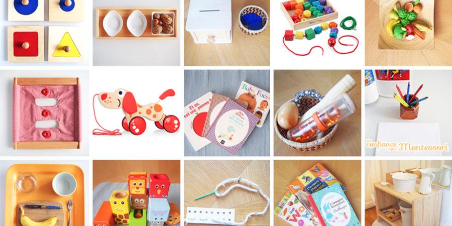 montessori pour un enfant