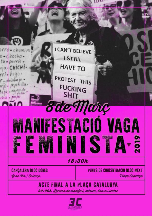 Vaga feminista 8-m