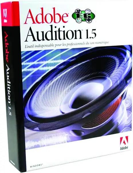 Descargar Adobe Audition 1.5 Full 1 link