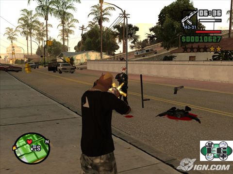 Trucos para GTA San Andreas
