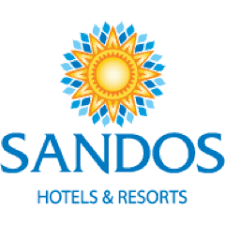 Sandos Hoteles screenshot