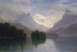 Albert_Bierstadt_-_Mountain_Scene_30x43__95807.1521672041