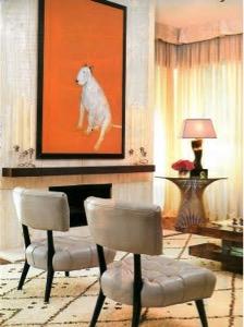 large_modern_dog_portrait_over_fireplace