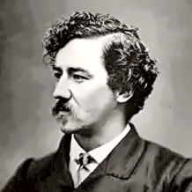 Photograph of James Abbot McNeill Whistler