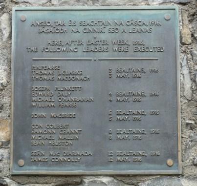 Memorial_plate_in_Kilmainham_Gaol