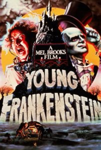 """""""YOUNG FRANKENSTEIN,"""" on a double bill with """"Blazing Saddles,"""" screens Aug. 3."""