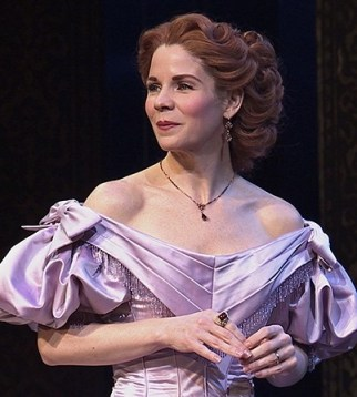 """Leading actress in a musical: """"The King and I's"""" Kelli O'Hara."""