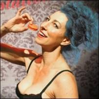 Park Krausen, as Marie Antoinette.