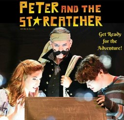"Molly Coyne (from left), Jeff McKerley and Jeremiah Parker Hobbs in ""Peter."""