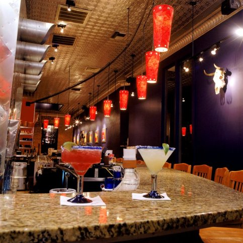 The scene at the new Tom Toms Tapas and Tequilas in Virginia-Highland.