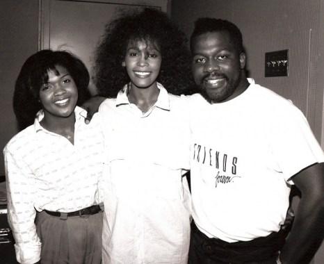 CeCe, Whitney Houston and BeBe. Photo: Plan A Media LLC