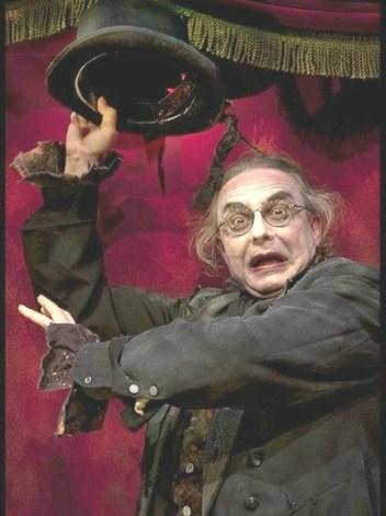Jon Ludwig as Simply Dreadful.