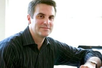 Pulitzer-winning composer Kevin Puts.