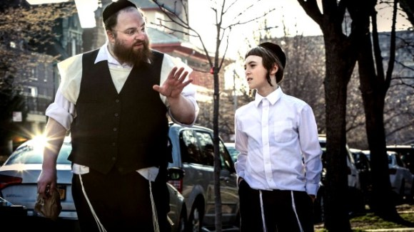 """Menashe,"" a U.S./Israel film, looks deep inside the world of New York City's Hasidic Jews. It closes the AFF on April 6."