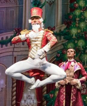 "Moscow Ballet's ""Nutcracker"" leaps to life Nov. 26."