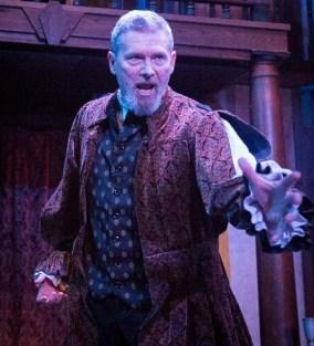Maurice Ralston plays Buckingham.