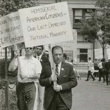 "A scene from ""The Lavender Scare."" Photo: Atlanta Jewish Film Fest"