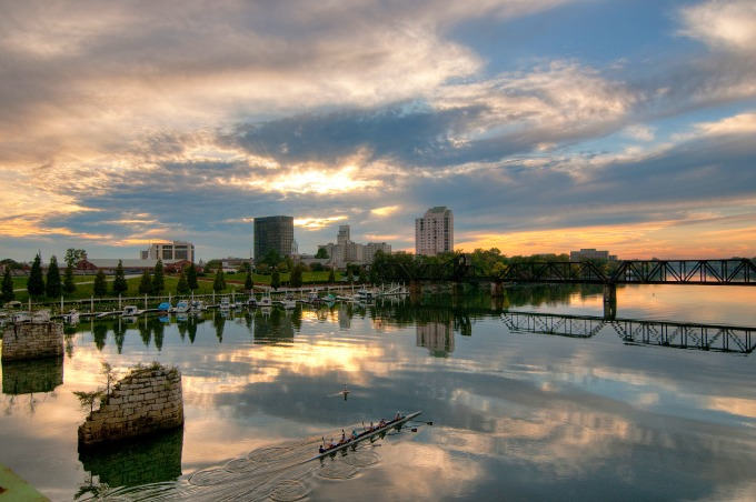 IF YOU GO: Augusta is about 146 miles from Atlanta or 2 hours, 13 minutes driving time. To get there, take I-20 east, set your cruise control and relax. Need help? Go toVisitAugusta.com.