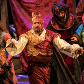 "Kevin Harry in ""Hunchback."" Photo: Daniel Parvis"