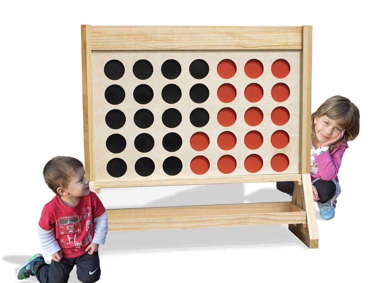 giant connect 4 in a row