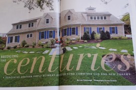 As seen in the September 2015 edition of Cape Cod Magazine.