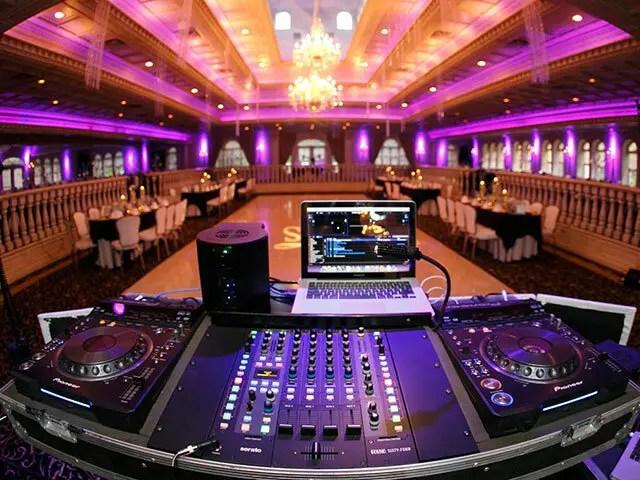 A Wedding DJ's view of the dance-floor