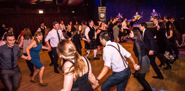 Hot Scotch Ceilidh Band dance