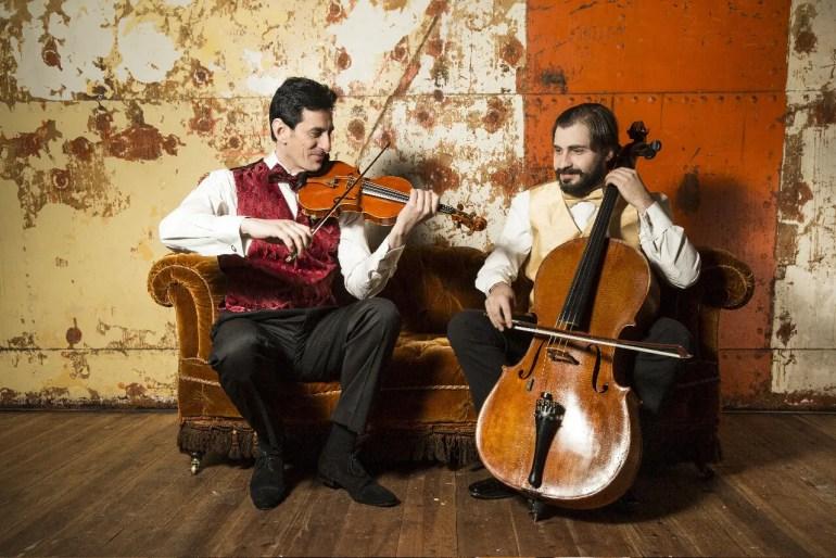 Giardino Strings duo