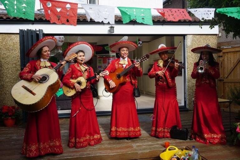 Mariachi Las Adelitas - Female Mariachi Band available to hire through Encore