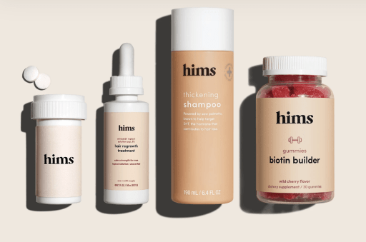 hims hair pack review