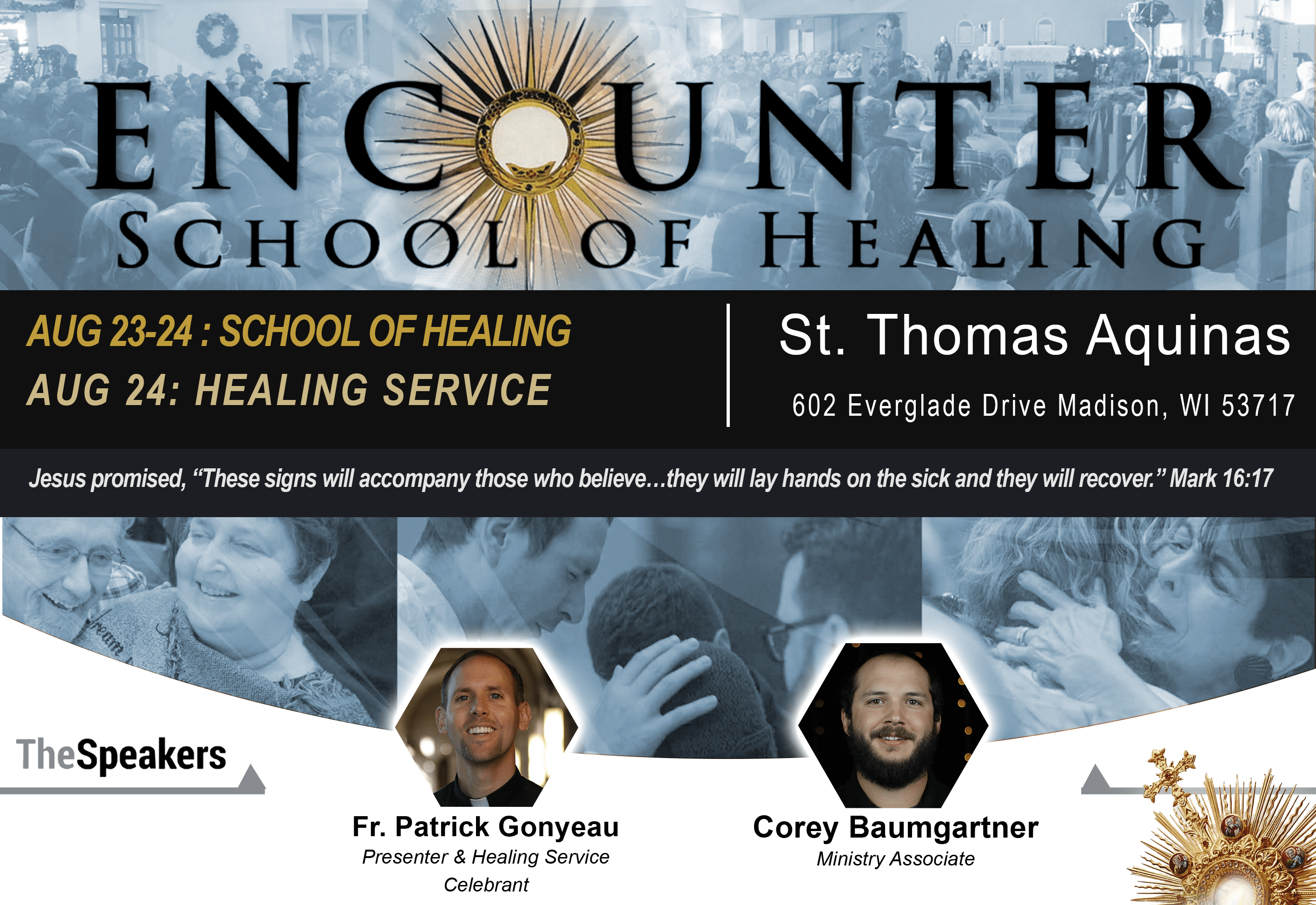 Encounter School of Healing - Encounter Ministries